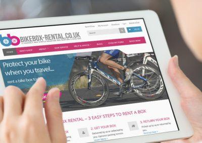 Bikebox Rental